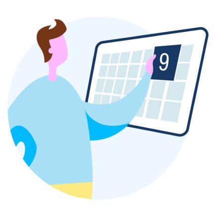 Checking Your Calendar